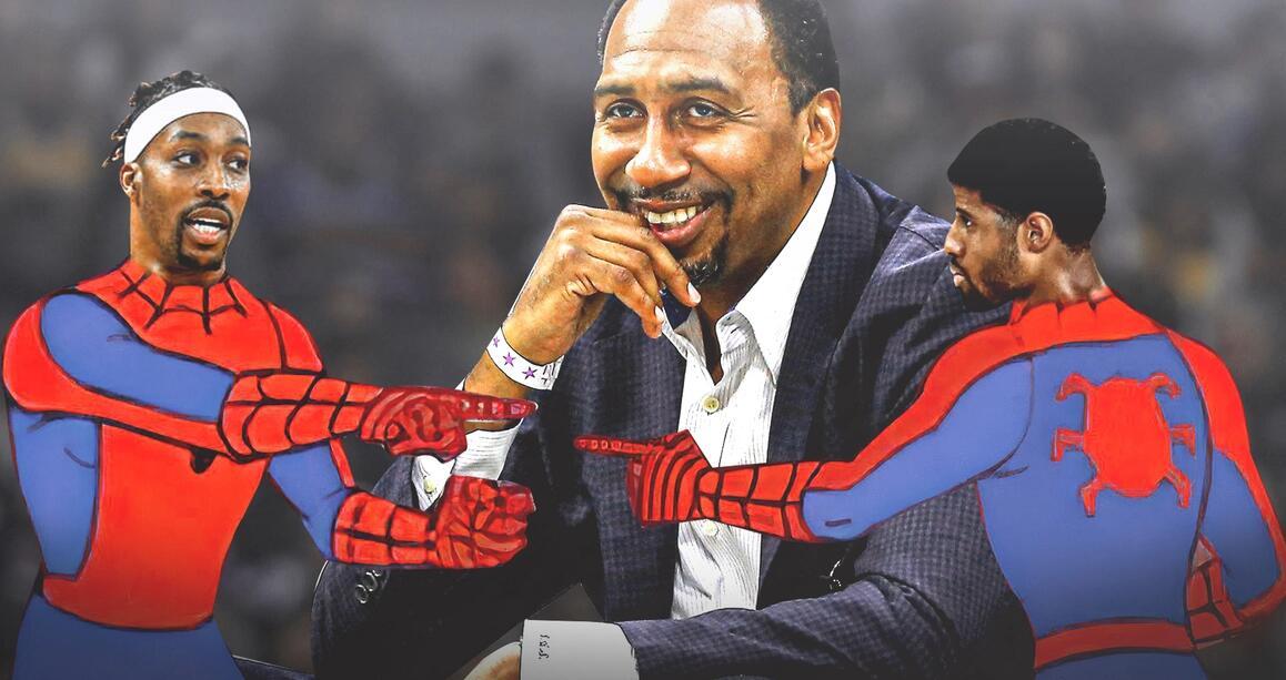 PG真的要走上魔獸的軌跡?名嘴史密斯:喬治正處在變成下一個Howard的危險之中!-黑特籃球-NBA新聞影音圖片分享社區