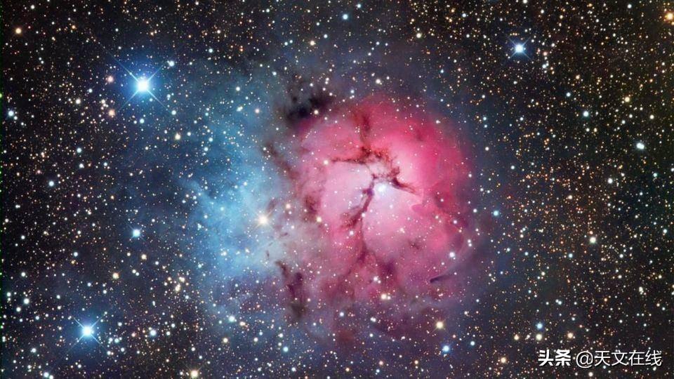 大多是寂静的星期一:致敬星空中最伟大的星云