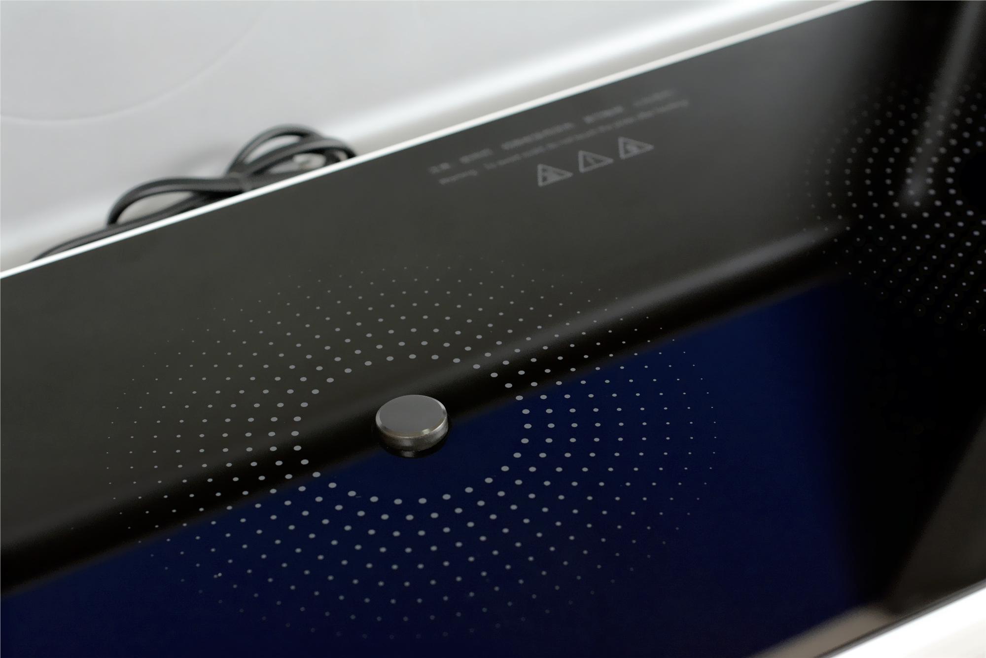 米家双口电磁炉评测:100级火力,还自带超大烤盘