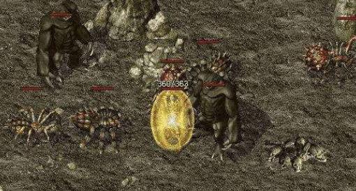 《热血传奇》:176版本最火职业和他的大神级攻略——法师