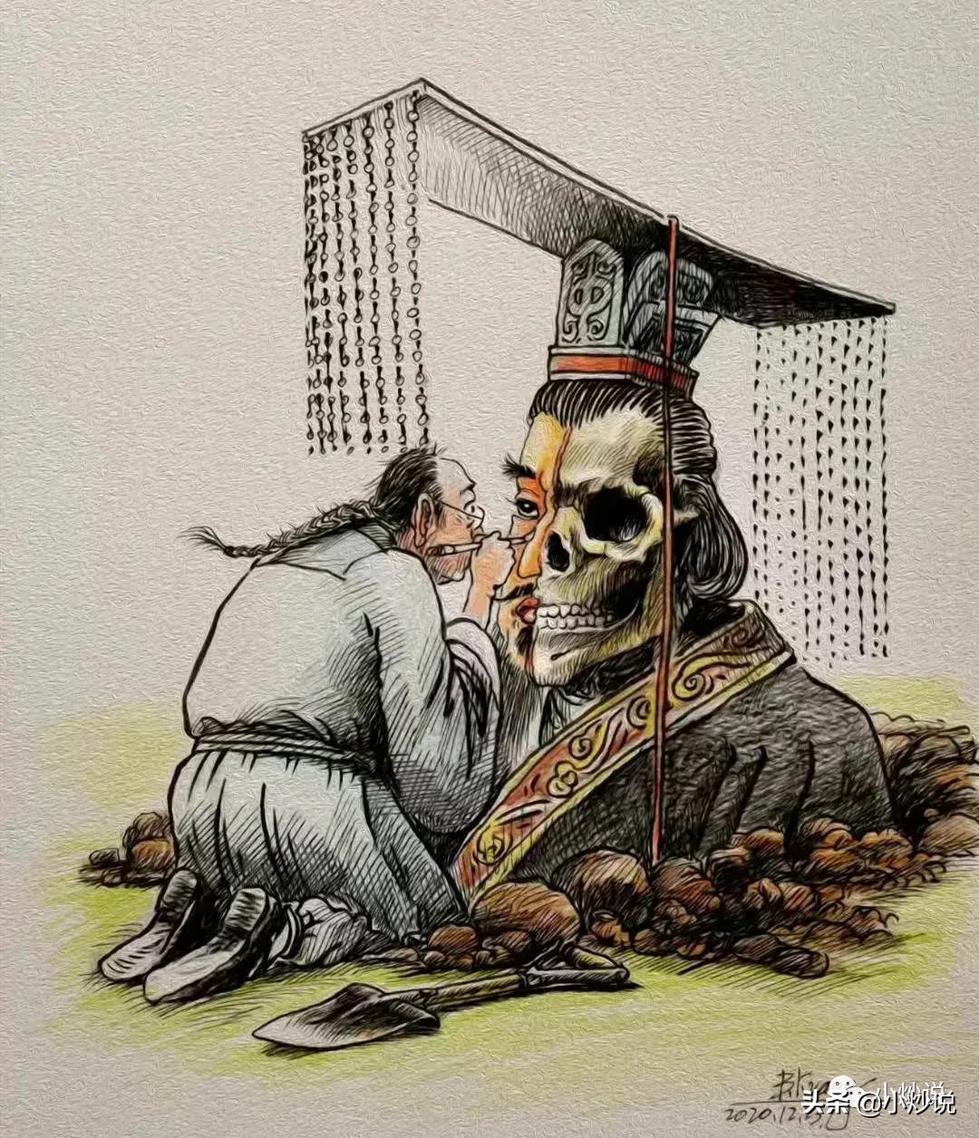从《英雄》到《大秦赋》:彩的谎言掩盖不了血的历史