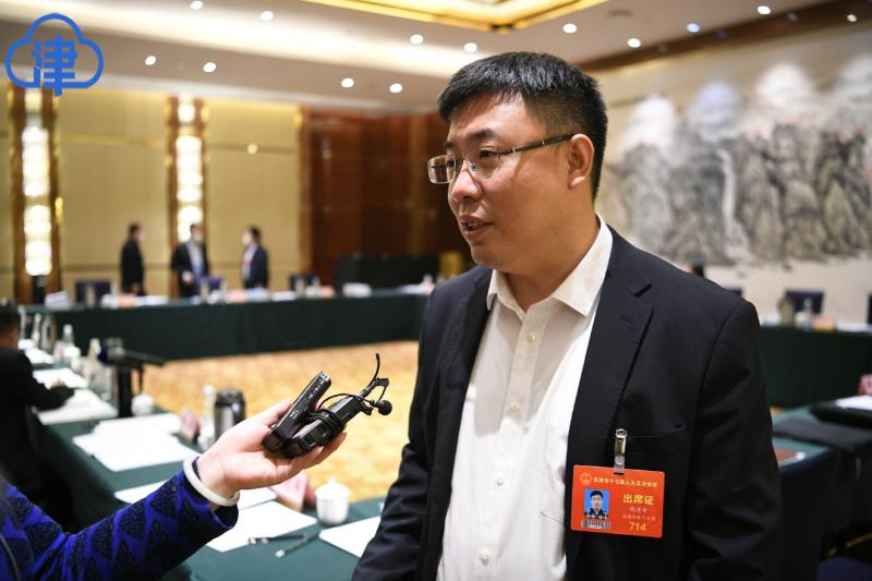 天津市人大代表魏建仓:建立水下机器人智能制造中心 带动产业生态发展