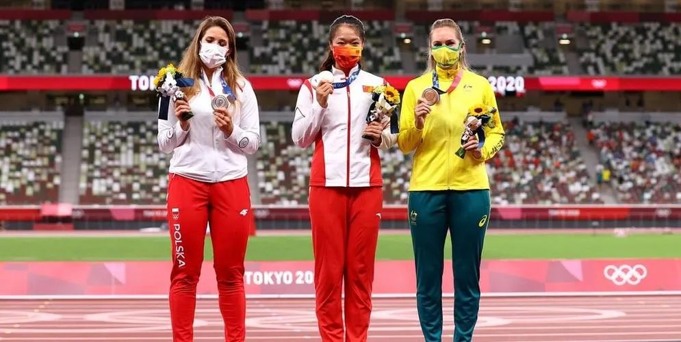 奥运会结束没几天,她转头就把奖牌卖了……