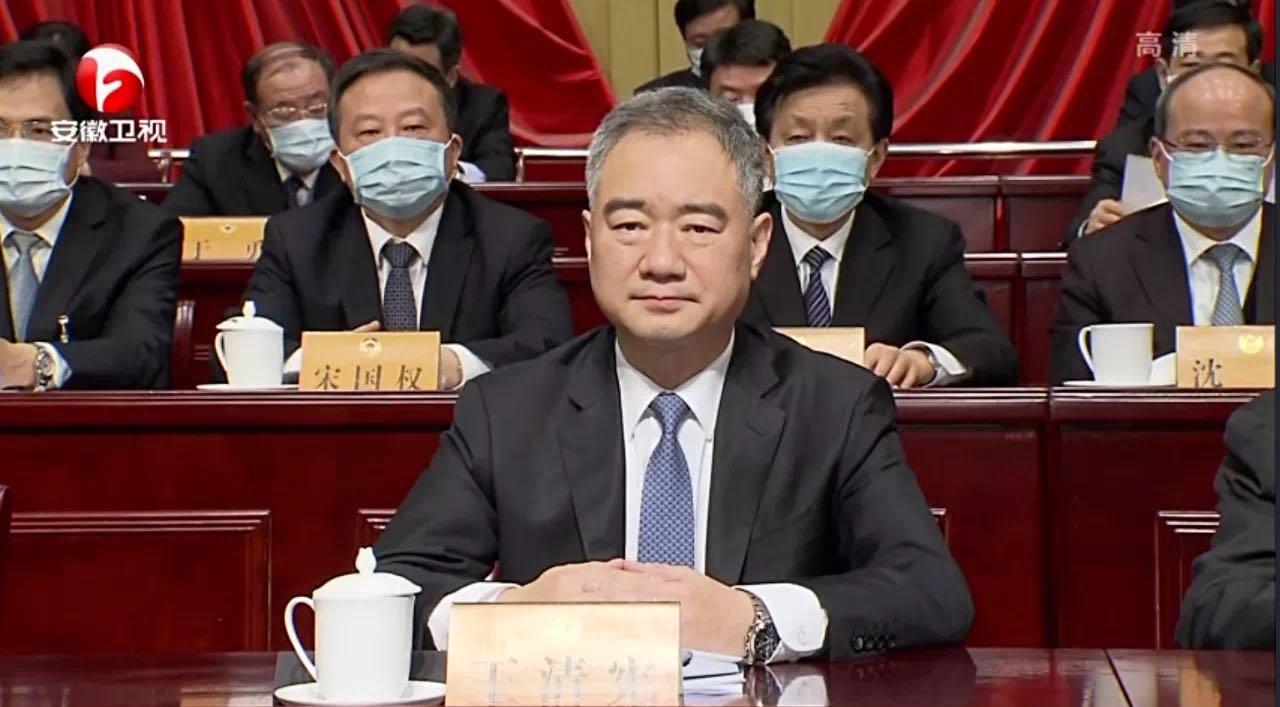 李国英重回水利部,王清宪已南下安徽接班