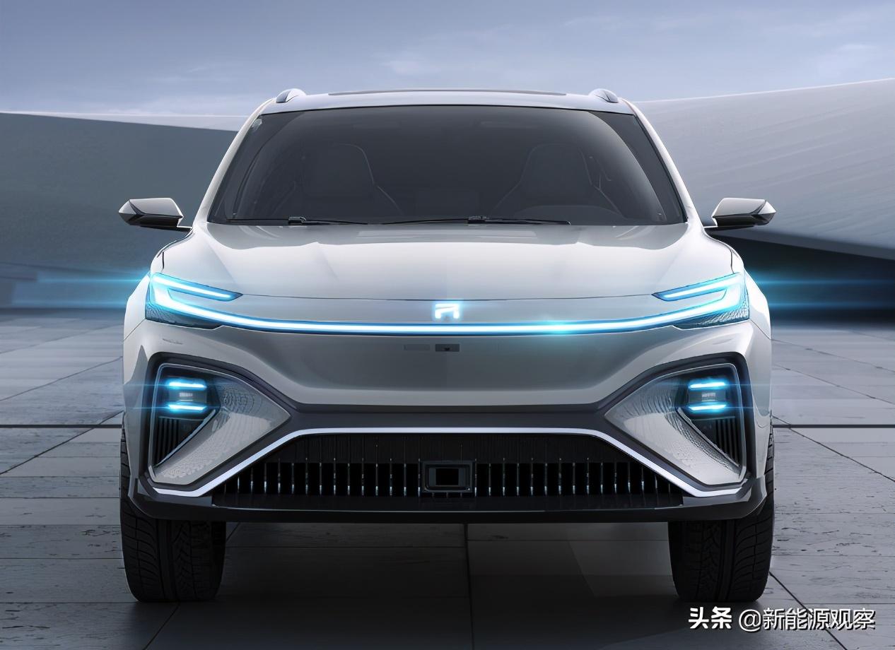 滿滿科技感,上汽R汽車MARVEL R將于第一季度上市