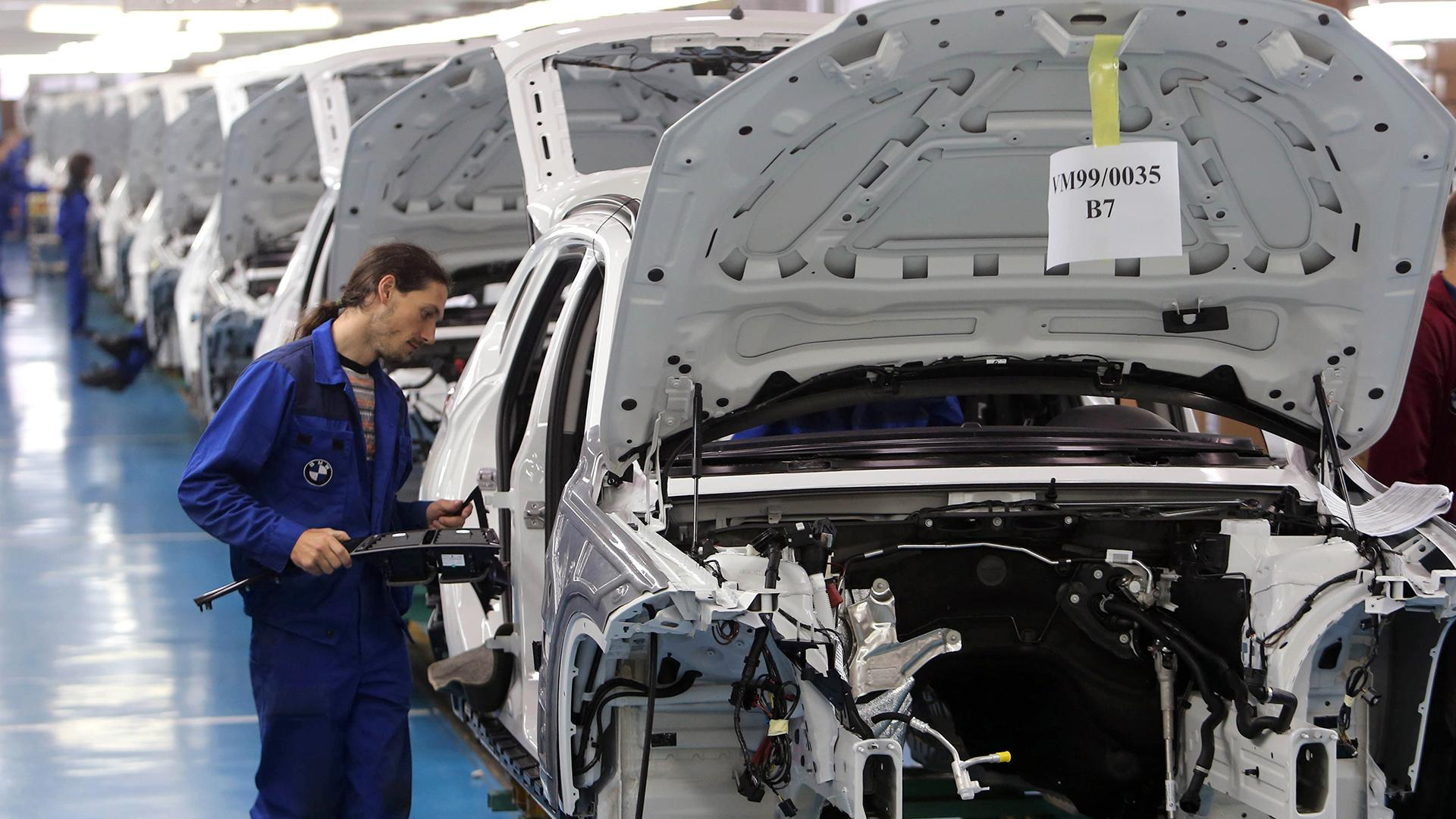 宝马决定2021年在俄罗斯投建自己的工厂,能否落地还是个问号
