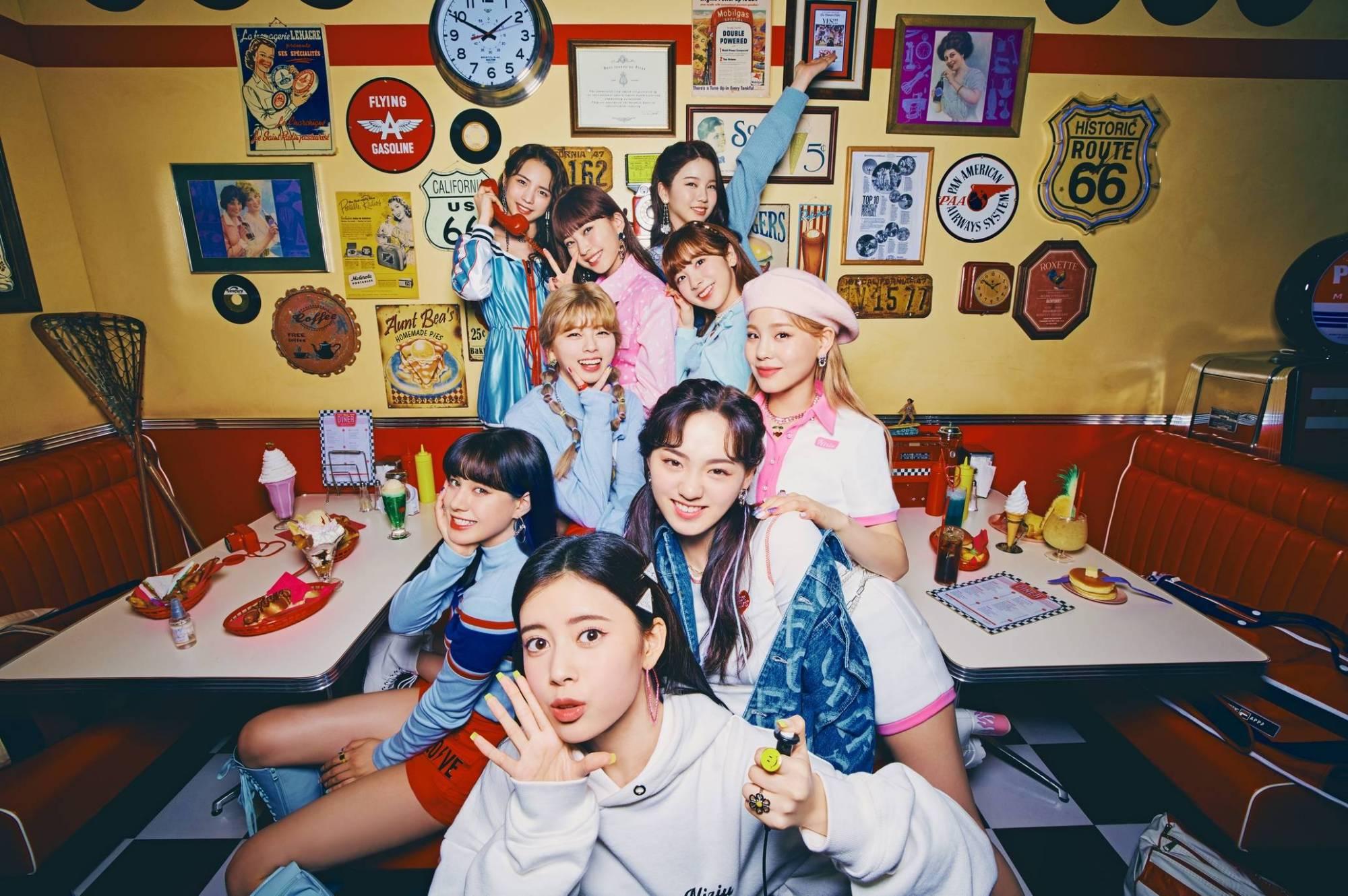 威神V和NiziU改变K-POP行业发展,练习生人才竞争将成为主流