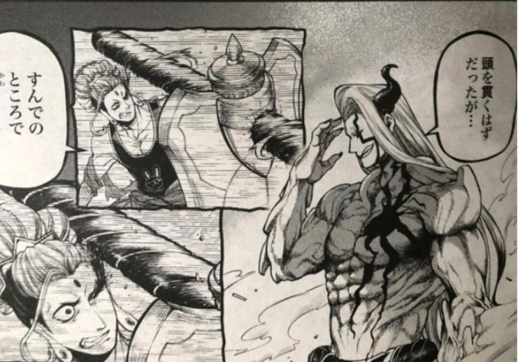 終末的女武神51話:釋迦釋放大招仍不敵波旬,左眼被毀身體被擊穿