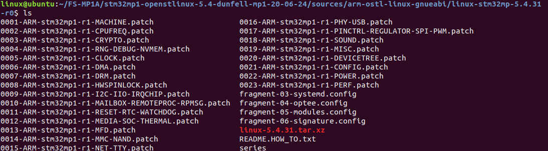 Linux系统移植篇8:STM32MP1微处理器之Linux内核配置及编译