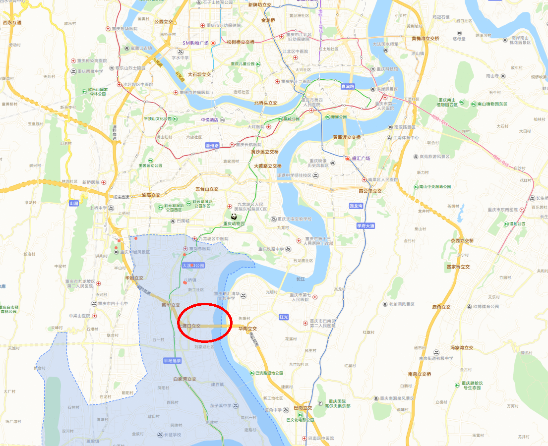 重庆大渡口区义渡古镇的争议:重庆第二古镇,渐萧条的人造景点?