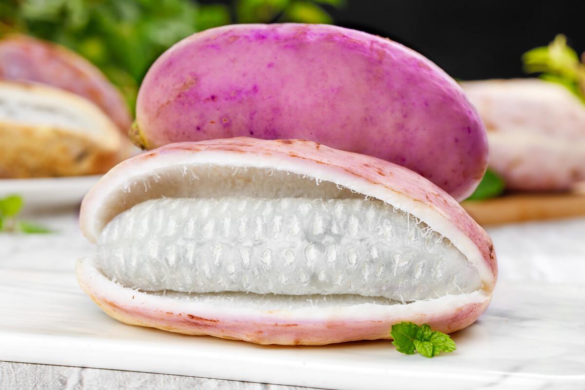 壹健康小知识:八月瓜的皮能吃吗?八月瓜的皮怎么吃
