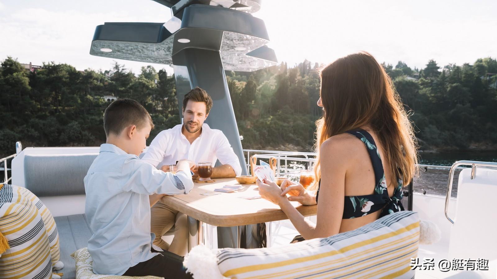 感受土耳其的浪漫,赛丽娜Sirena 58游艇,我承认我心动了