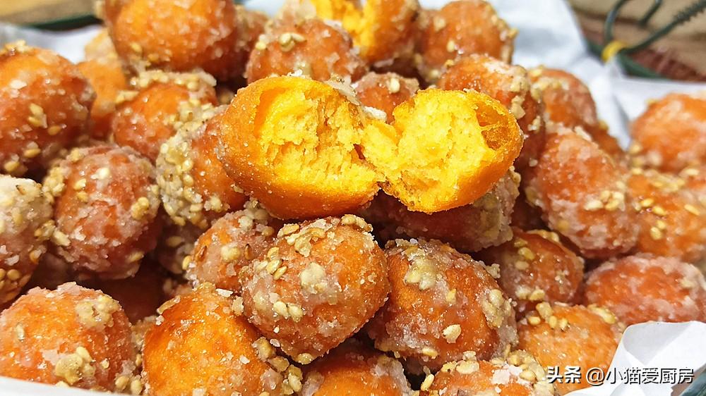 红薯这么做出比烤着好吃,外酥里糯,香甜美味还解馋,小孩子喜欢