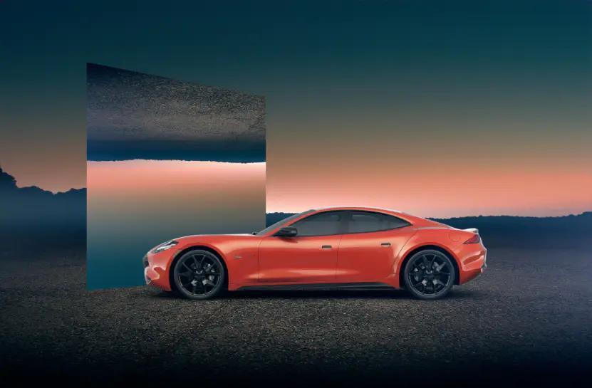 2021 Karma GS-6—炫酷外观,舒适驾驶,它还是那道耀眼的风景