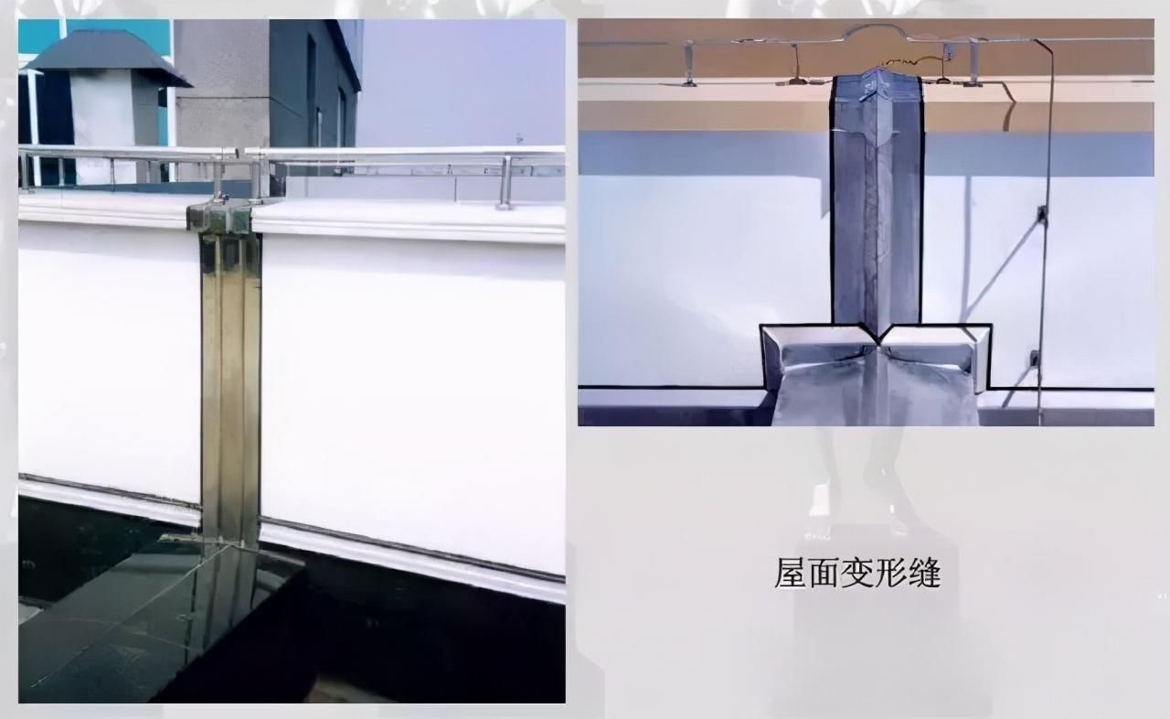 变形缝包括哪三种(建筑物的变形缝包括)