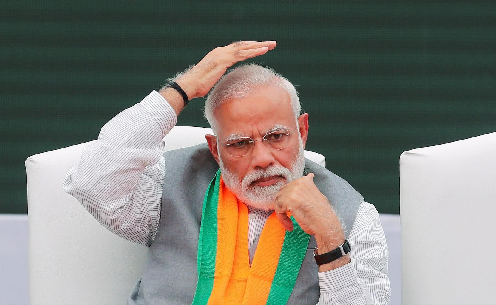 局势升级?印度再次增加兵力部署,印防长检查印军战备