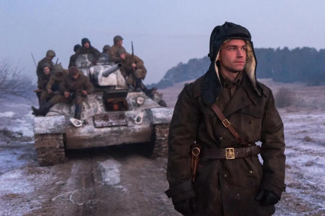 今年比较值得看的一部战争影片《猎杀T34》