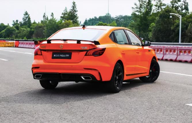 年轻人的第一台运动型车 第三代MG6 PRO正式开启预售