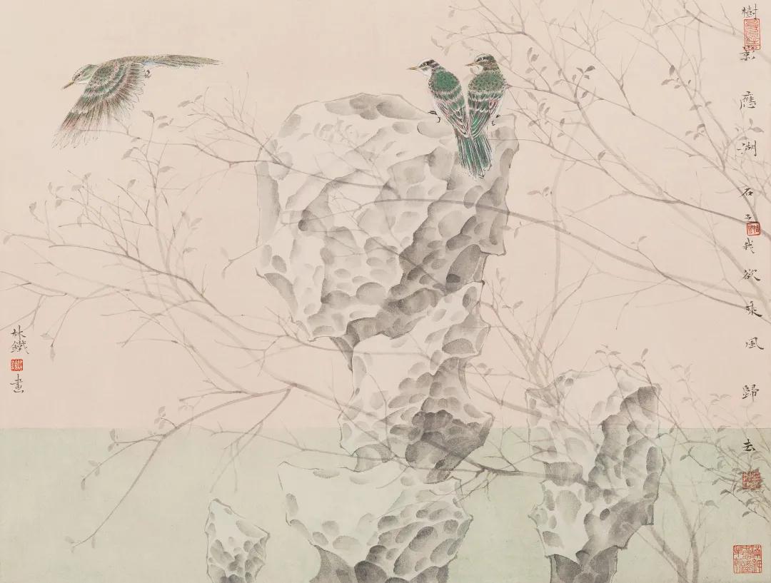 弘文新意(第二期)·当代学院书画作品专场网络拍卖会
