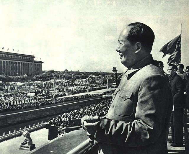 1969年天安门为何被秘密拆除后重建?