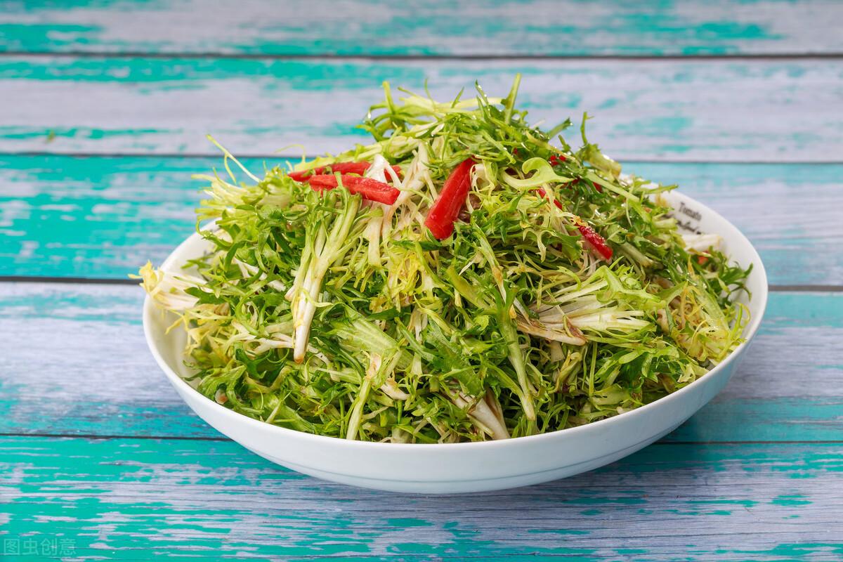 5月这菜是个宝,除燥去火,爽口解腻营养高,凉拌一下就能吃 美食做法 第7张