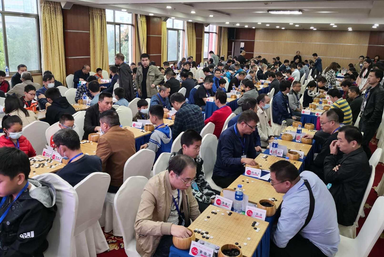 湖南省第35届围棋锦标赛在株举行,让围棋成为株洲的新名片