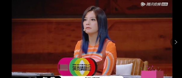 赵薇导演说:根本不是40+现在所有的女性演员都很难出头
