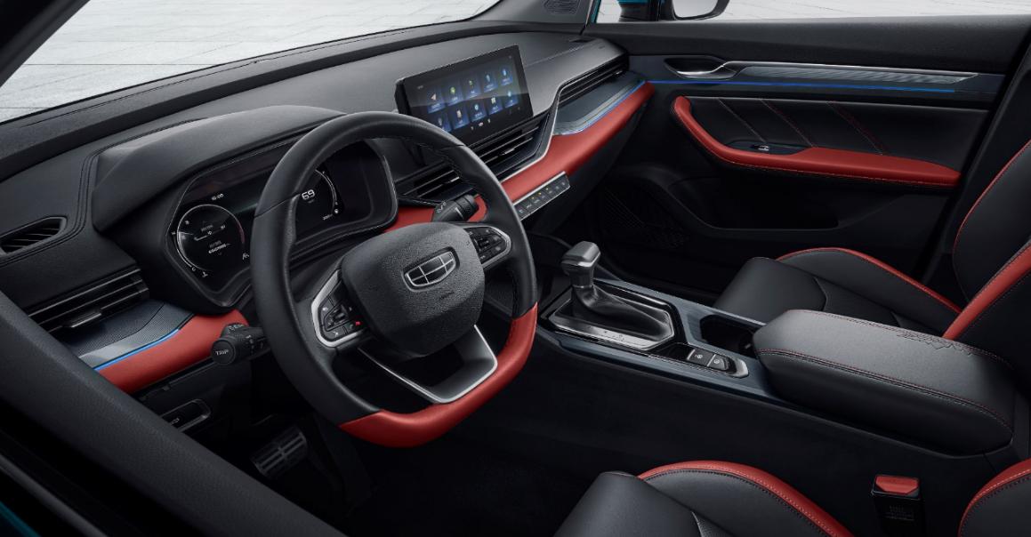 预售价8.67万元起,时尚科技SUV引领者-帝豪S开启预售