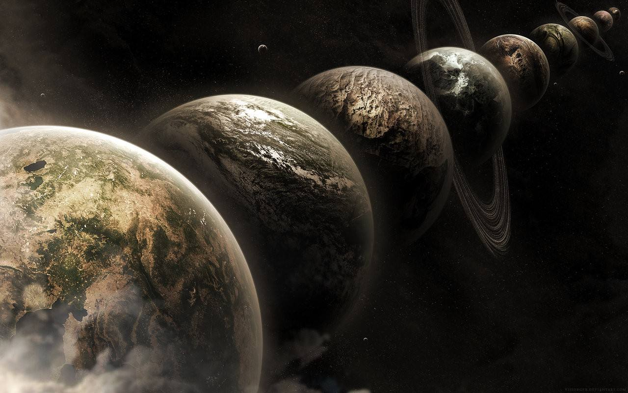我们所谓的神,是不是高维度空间的物种呢?