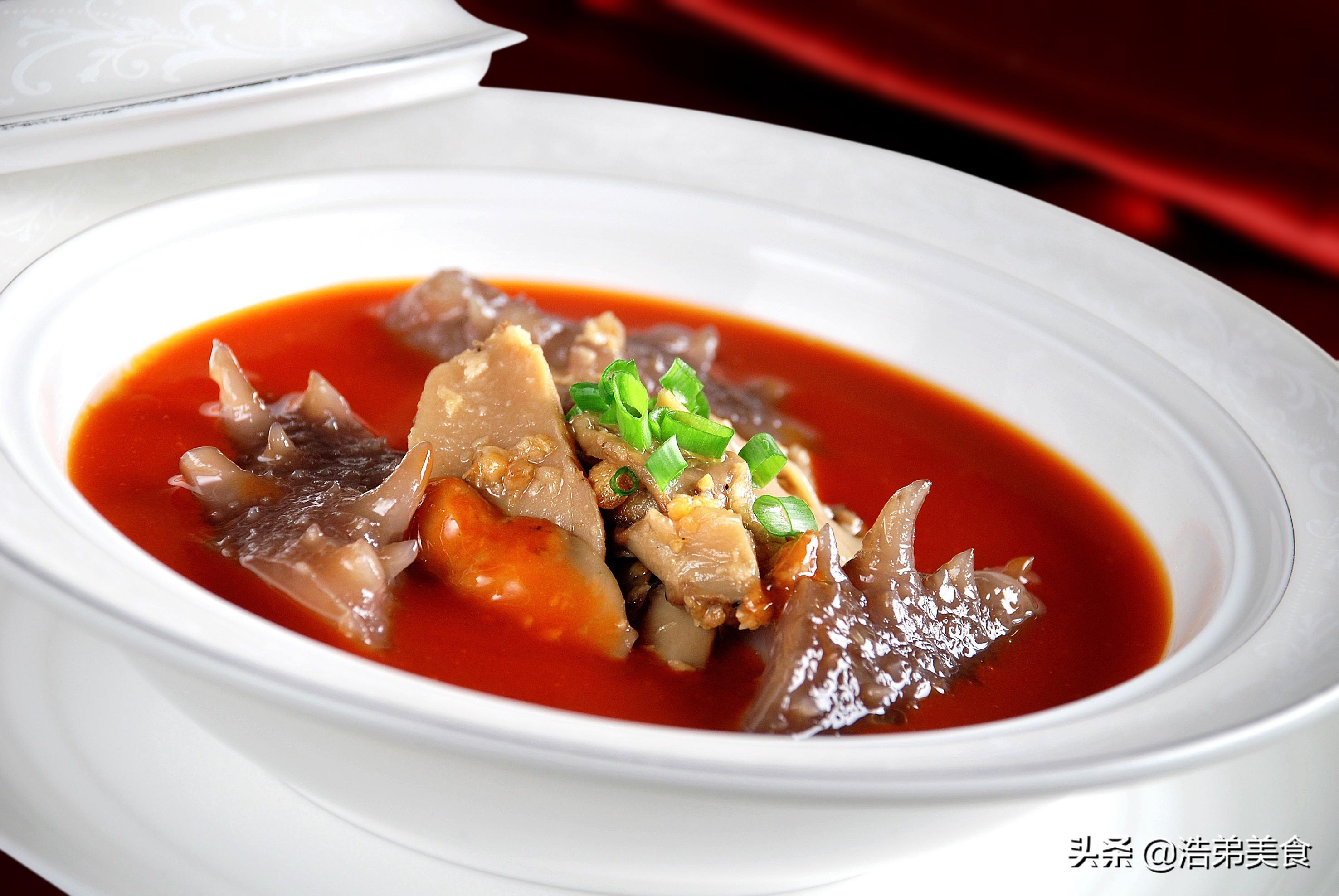 """厨师长分享:""""粤菜100道"""",其中还有10大广东名菜 粤菜菜谱 第48张"""