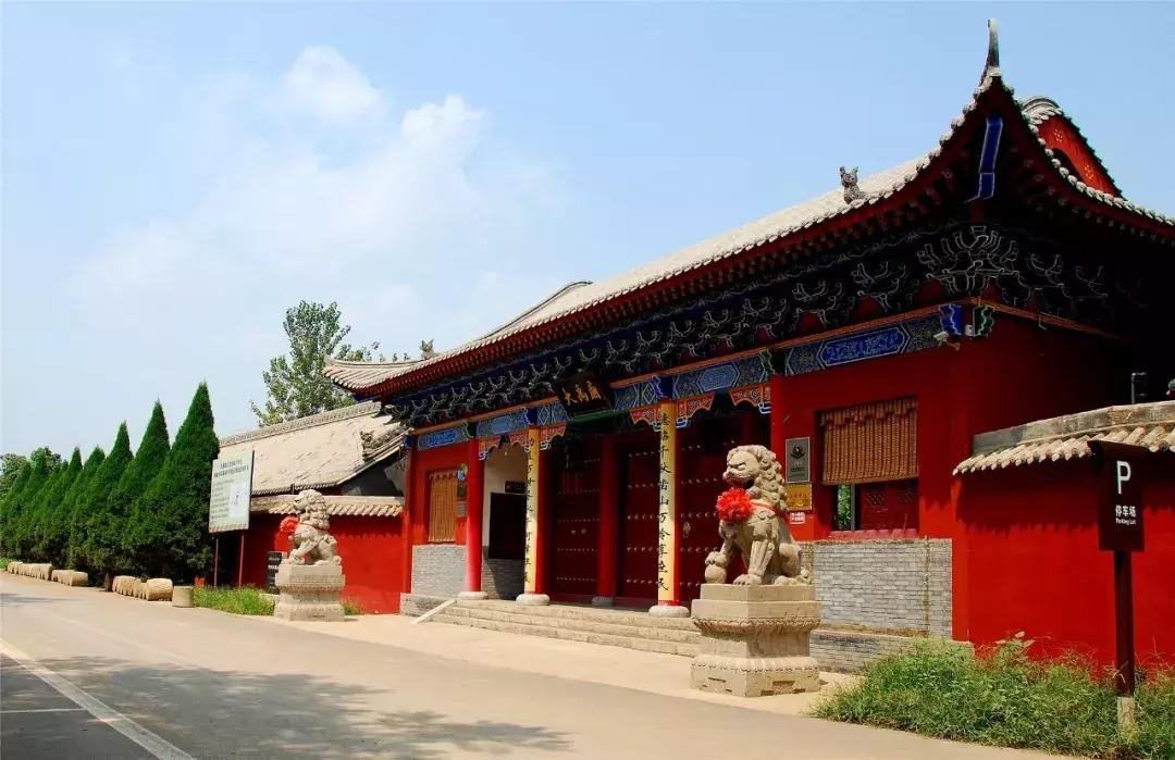 黄河岸边的这座古村落,藏匿着三秦大地上保存最完整的禹庙