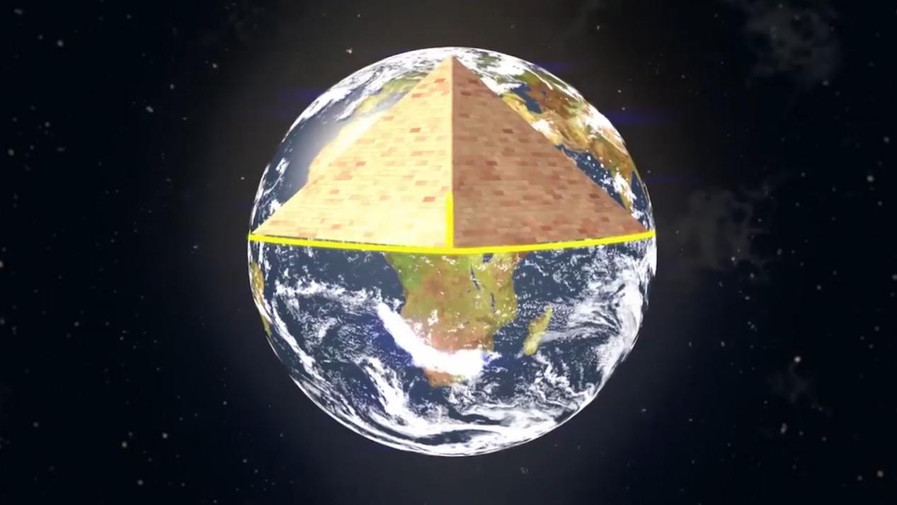 埃及金字塔究竟是怎么来的?关于金字塔不是人力建造的证据和推理