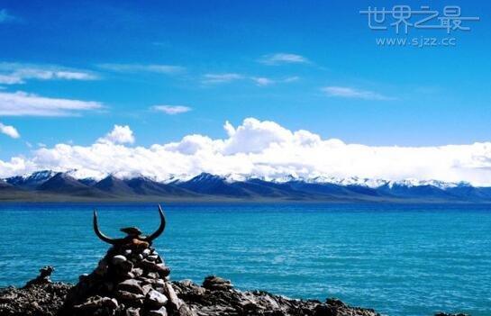 中国五大咸水湖,青海湖是我国最大的咸水湖