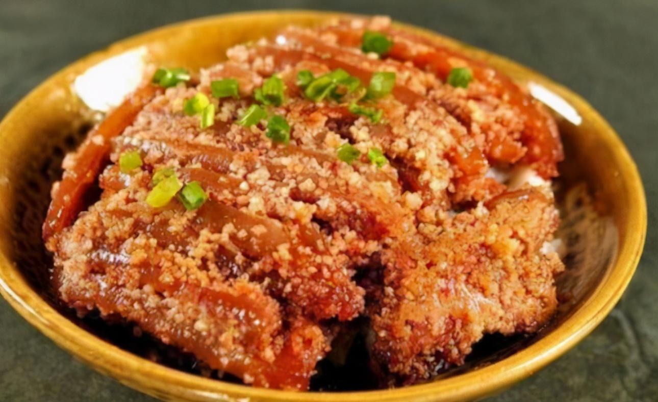 做粉蒸肉,最忌裹米粉直接蒸,多做关键2步,软糯入味,还不油腻 美食做法 第1张