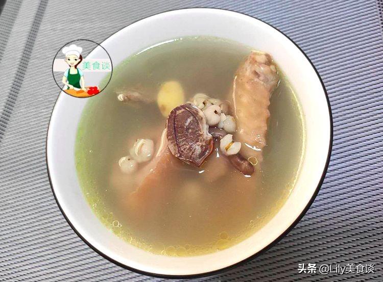 清明前后湿气重,这汤煲给家人喝,一周喝2次,鲜甜营养还祛湿气 食疗养生 第4张