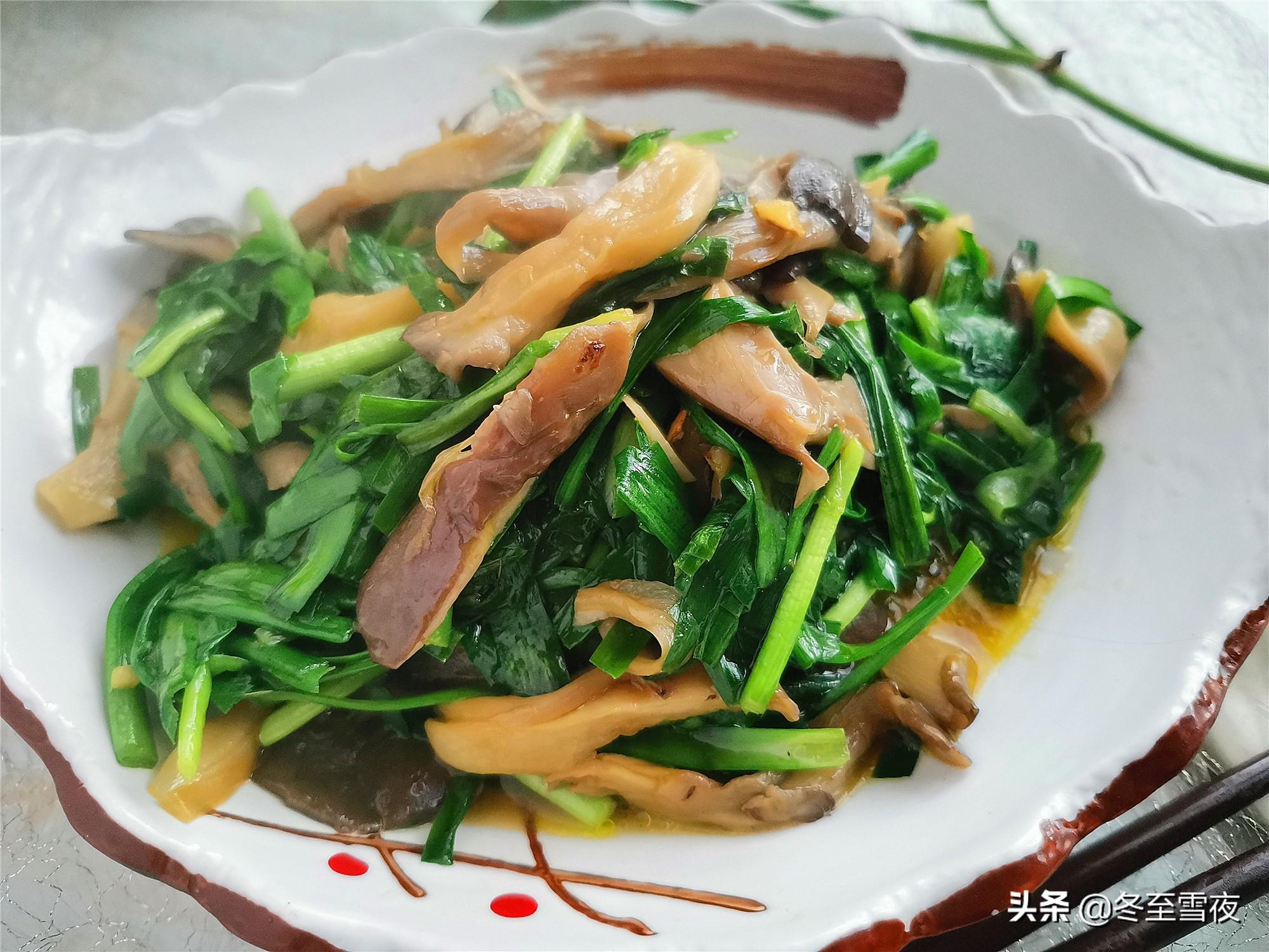 12道韭菜的做法,鲜香味美,鲜味十足 美食做法 第2张