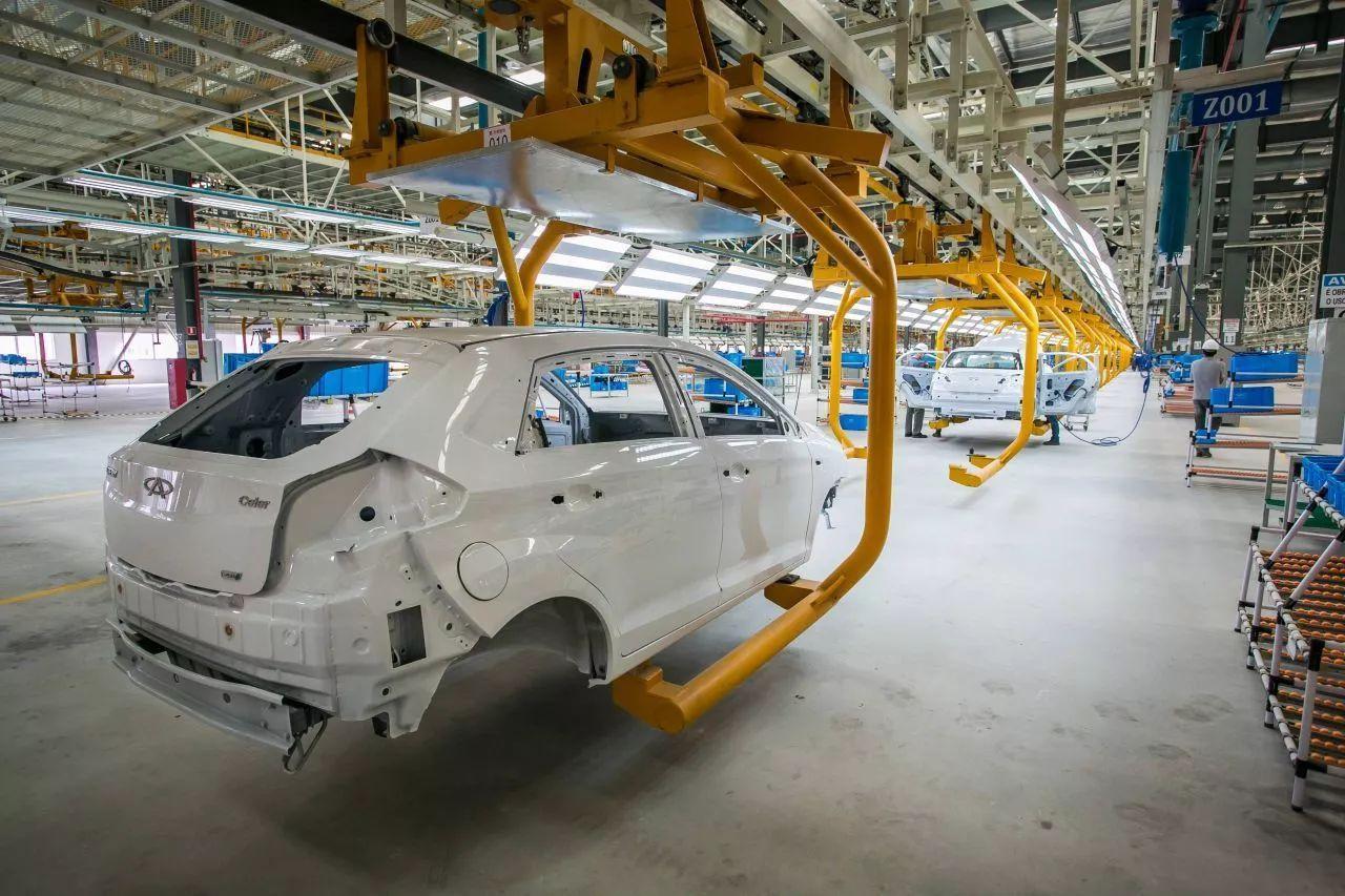 """国产车""""雄起""""!奇瑞再次夺得中国品牌乘用车出口第一"""