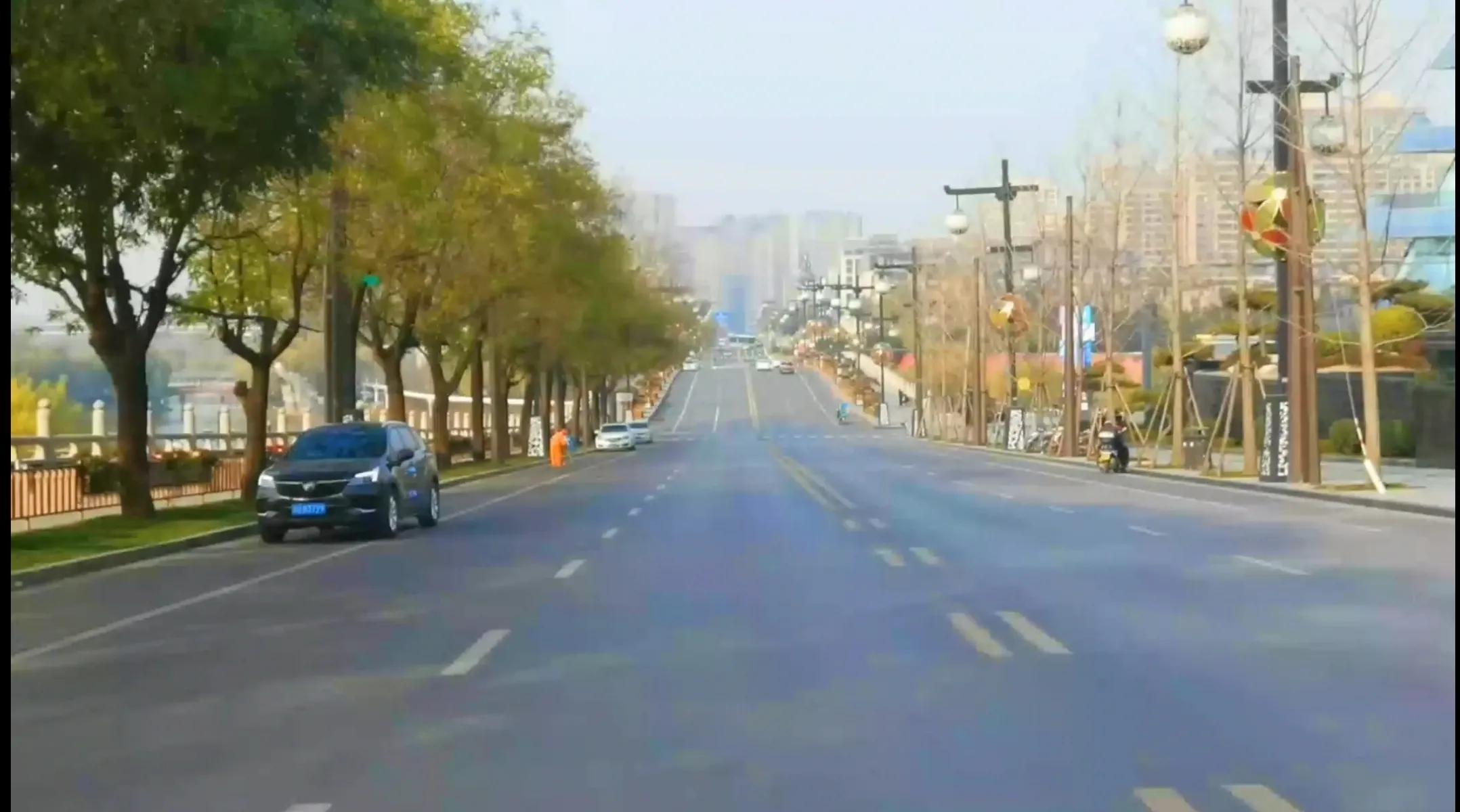 跟着《装台》说西安—取景地之曲江池东路