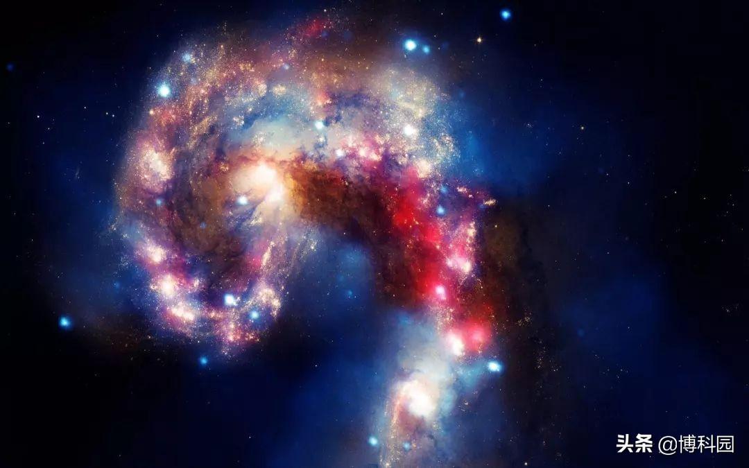 发现原始超星系团中,被嵌入两个新原始星系团,成已知宇宙最大