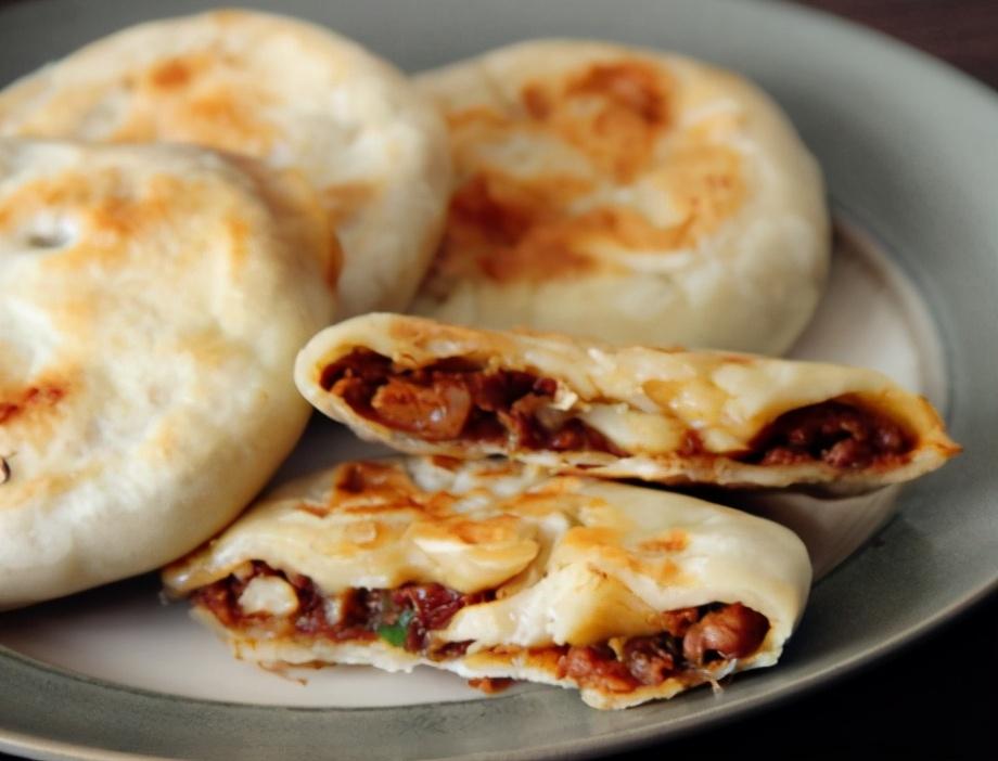西葫芦猪肉馅饼的做法步骤图 比韭菜盒子香