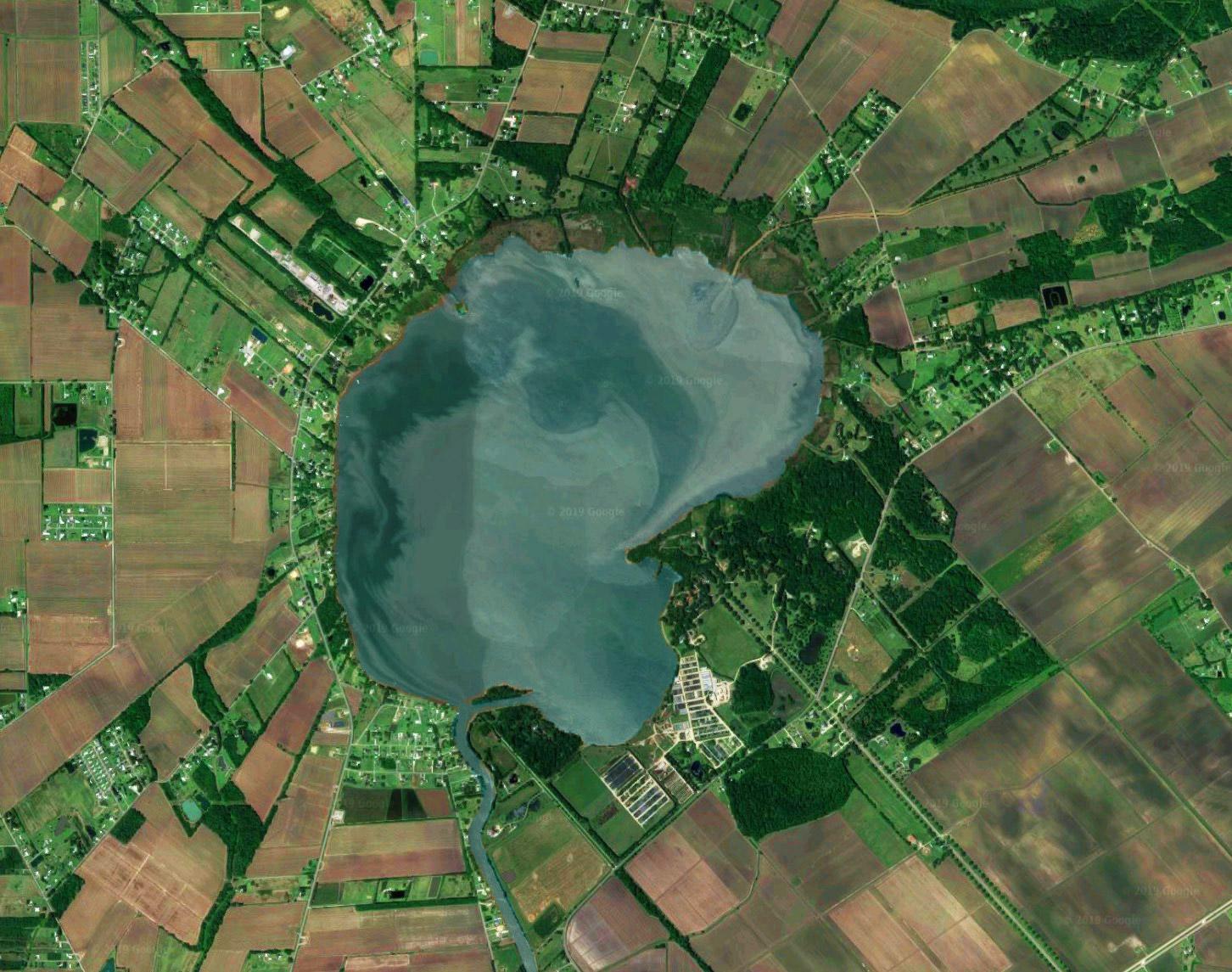 130億升湖水瞬間乾涸!36釐米粗的鑽頭,如何釀成一場災難?