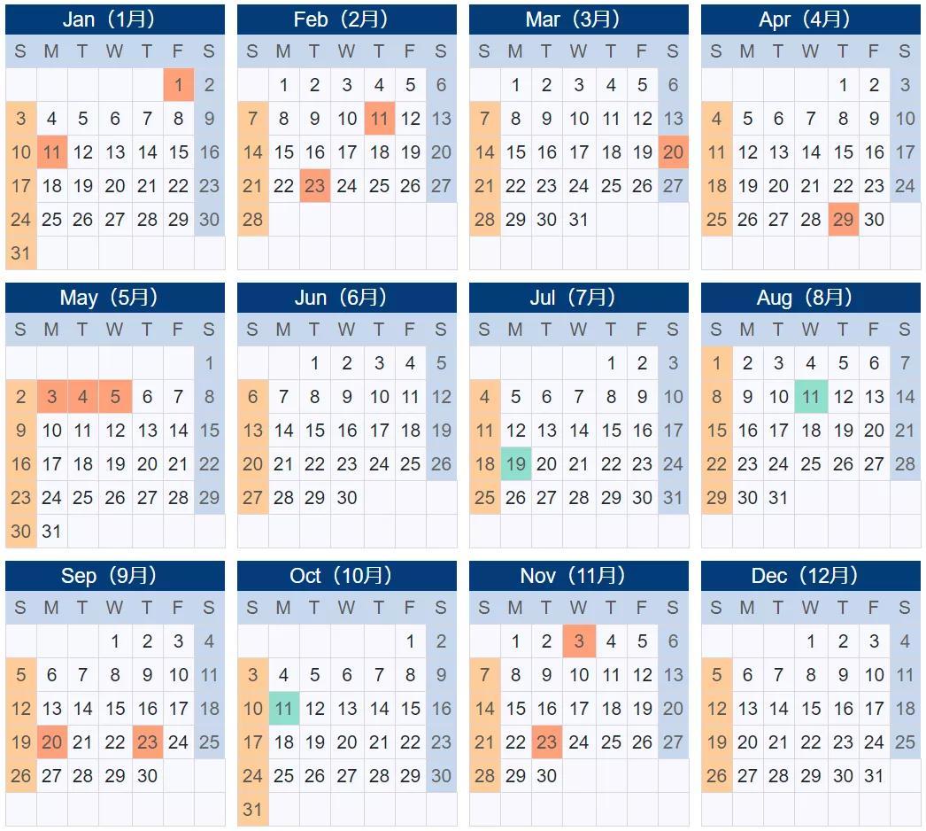 日本留学生活篇:什么?!日本大学生一年放假200天?