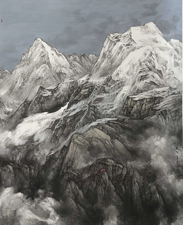 中国当代画家——赵璟庚