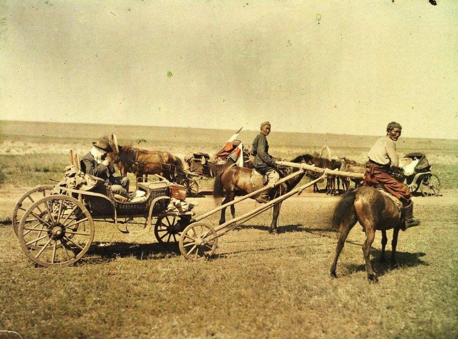 越努力越贫穷:折腾了100多年后,蒙古终于堕落成沙尘暴中心