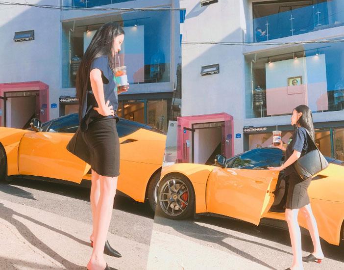 T-ara孝敏低调晒婚戒,男方来头可不小,而且还有过婚史