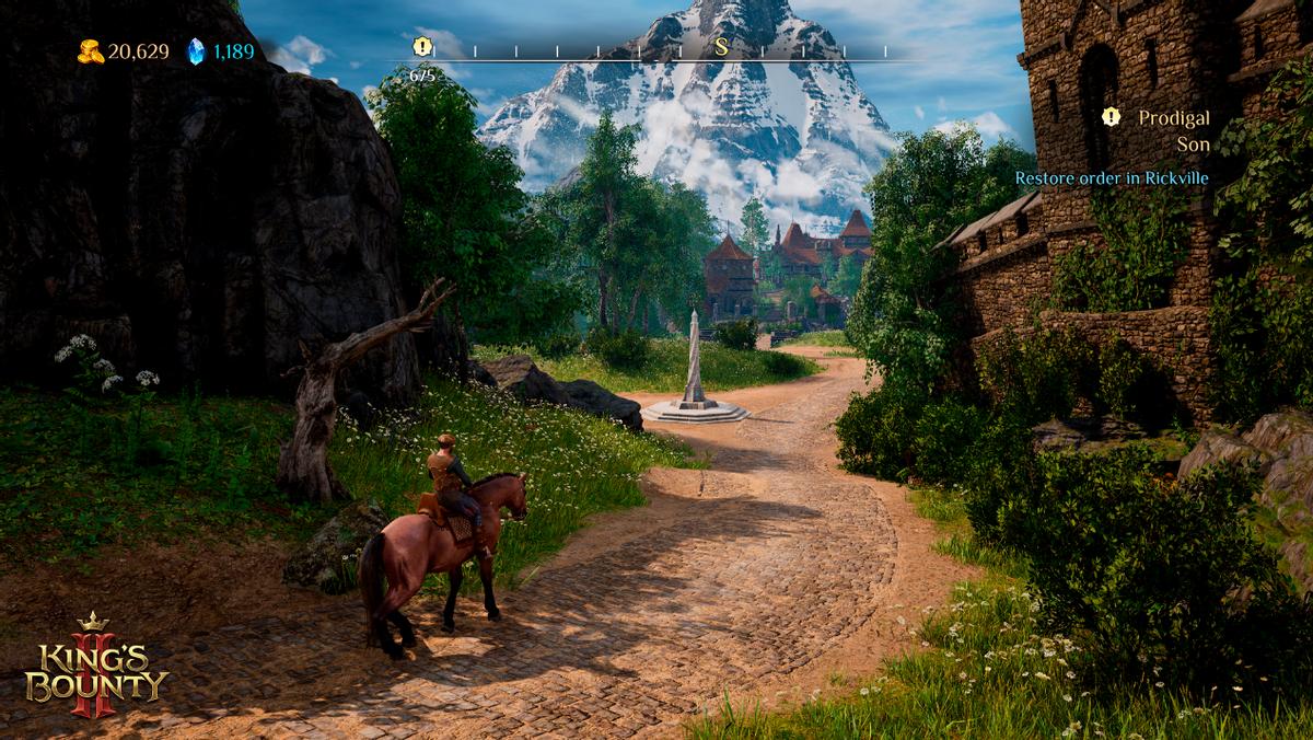 经典回合策略游戏《国王的恩赐2》今日正式上线