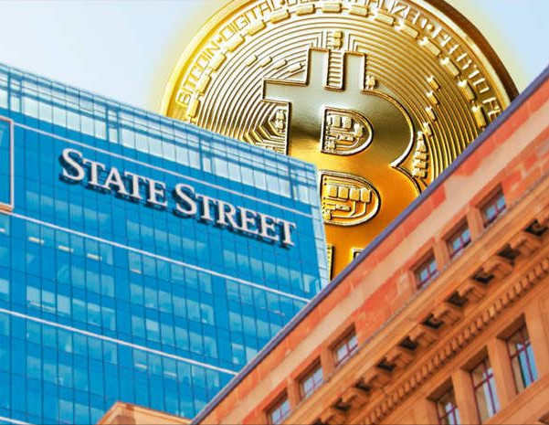 美国道富银行将推出加密货币服务!又一华尔街巨头布局数字资产
