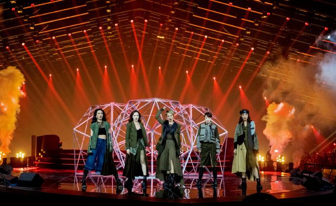 浪姐总决赛公演上演6支团秀,四轮产生7个成团名额5个单项奖