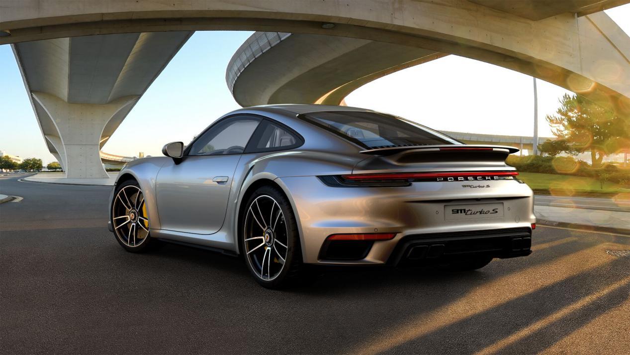 2021款保时捷911 Turbo的小鸭尾如何?