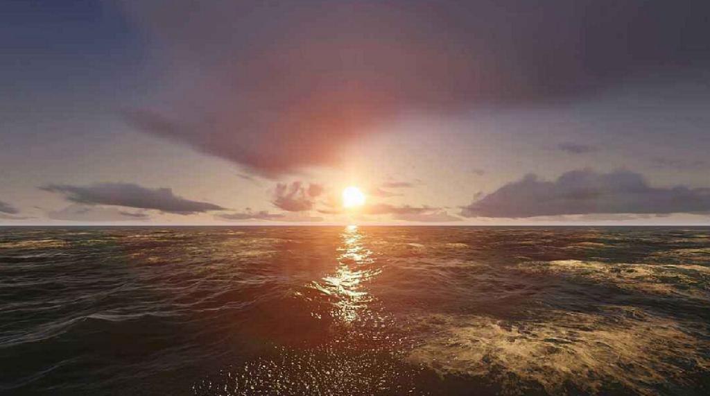 秀品牛数字孪生帆船虚拟体验系统-案例(四)